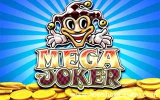 mega joker slot topshopcasino review