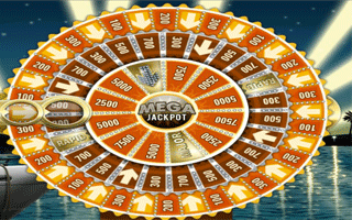 Mega Fortune slot Bonus wheel - topshopcasino review